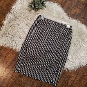 Merona Pattern Pencil Skirt